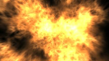 火炎 爆発 Fire