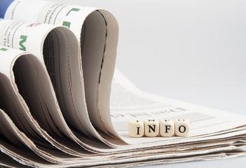 Zeitung: Info