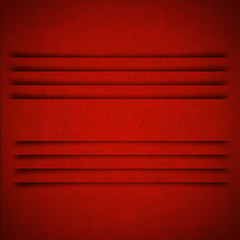Red Velvet Background - Stripes and Shadows
