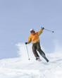 Sportlich skifahren