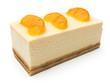 Mandarinenschnitte