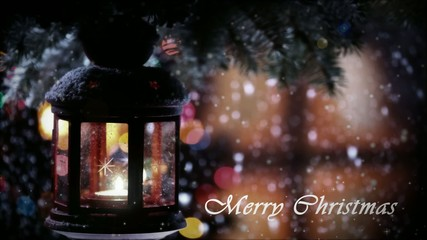 Merry Christmas - postcard 3
