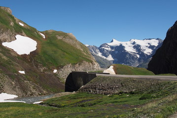Ascension du Col de l'Iseran