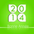Carte de Voeux 2014 Vert
