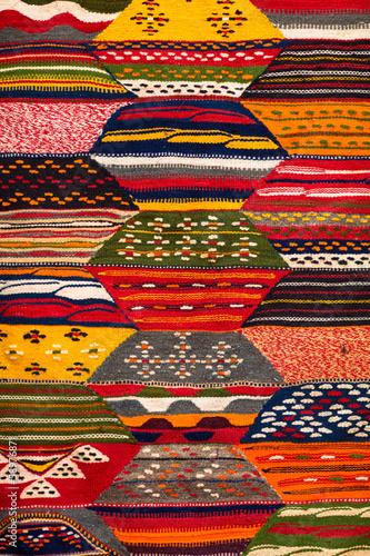 Papiers peints Maroc Moroccan carpet