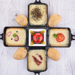 raclette tray