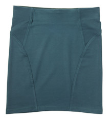 Skirt isolated on white