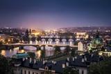 Prague at night - 58981630