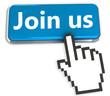 Join us - online communities concept
