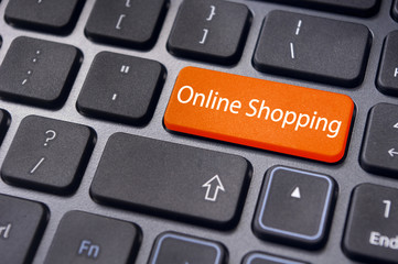 online shopping concepts