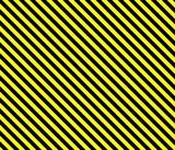 Hintergrund: Diagonale Streifen in schwarz und gelb