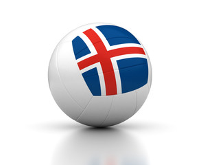 Icelandic Volleyball Team