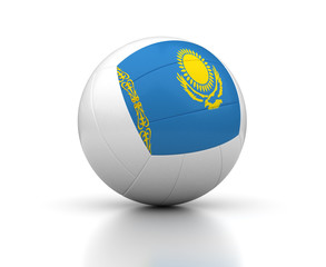 Kazakh Volleyball Team