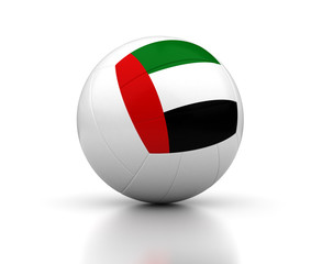 United Arab Emirates Volleyball Team