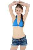lizenzfreie bilder jugendliche bikini