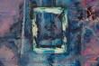 Leinwandbild Motiv tableau abstrait