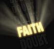 Brilliant Faith Eclipses Doubt