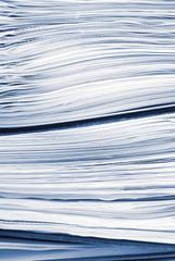 office folders paper texture macro