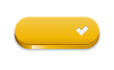 The yellow accept button