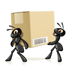 Ants Delivery