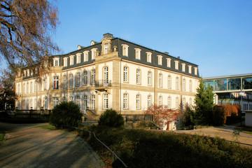 Büsing-Palais Offenbach im Herbst