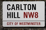 Carlton Hill NW8 a famous London Address