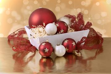 Bodegón navideño