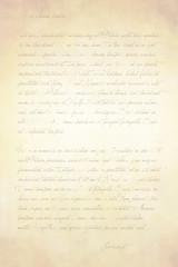 lettre ancienne