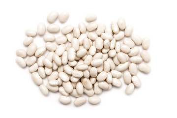 White Kidney Shaped Beans