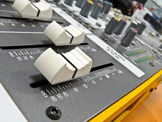 Audio console 7