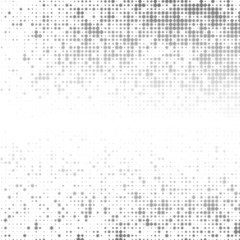 Grey abstract background with squares and space for text