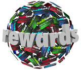 Rewards Credit Card Customer Loyalty Program Points