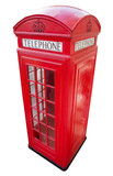 Phone cabine in London