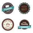 premium labels