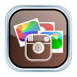 Social Media Camera and Images Icon 2