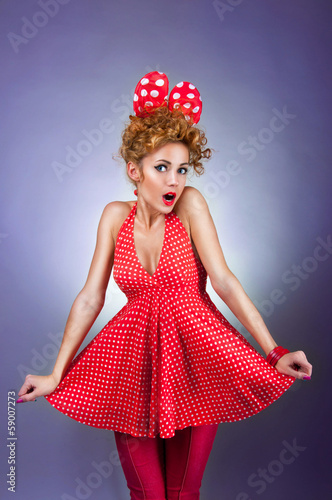 Minnie mouse image Poster