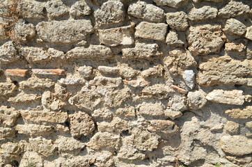 Greek ruins of Paestum Italy