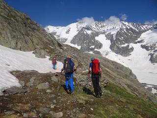 Alpinisme dans le Massif du Mont Blanc