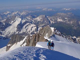 Dômes de Miage, Massif du Mont Blanc