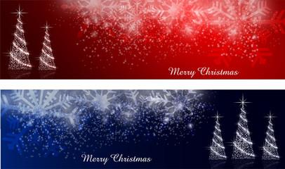 雪 クリスマス 背景 星 木 Christmas tree