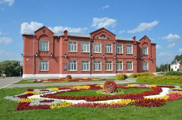 Общеобразовательная школа № 3 на Соборной площади в г.Коломна