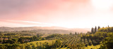 beautiful tuscan landscape