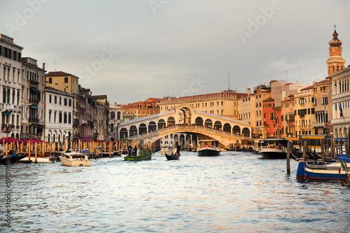 Rialto's Bridge - Venice