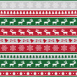 Seamless Christmas background12
