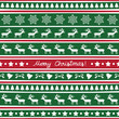 Seamless Christmas background15