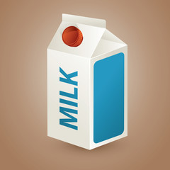 milk package