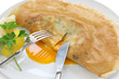 brik, egg and tuna turnover, tunisian food - 59024035