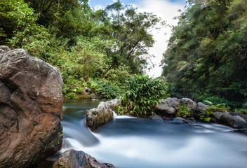 Cascade Grand Galet île de la Réunion