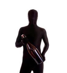 Morphsuit – anonymer Alkoholoker