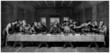 Last Supper - La Cène - Heilige Abendmahl - 15th century